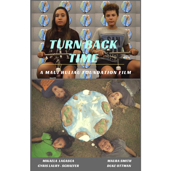 Turn Back Time (CEFF 4 Kids Event)