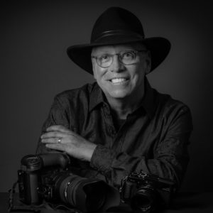 Photography Keynote with Bo Cheatham @ FOSS Theater