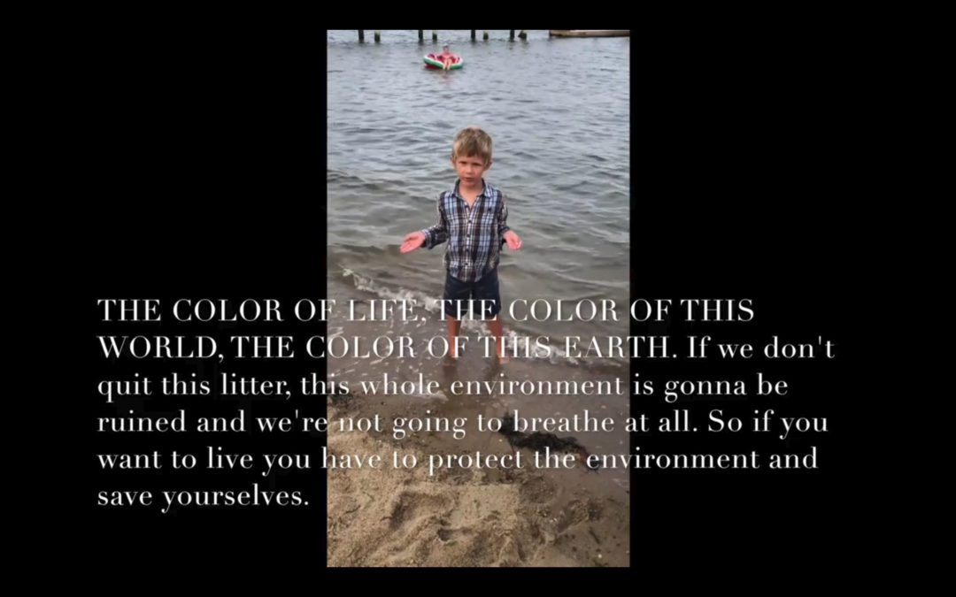 The Color of Our Earth