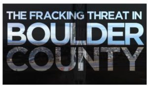 The Fracking Threat @ Colorado Public Television Theater