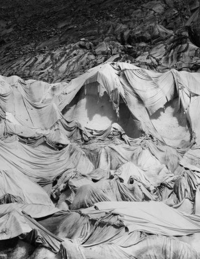 Rhonegletscher in Decken - Marella EP
