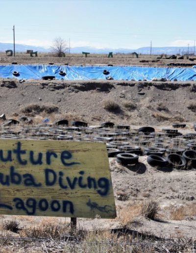 Scuba Diving Colorado Style - Diane Falconer