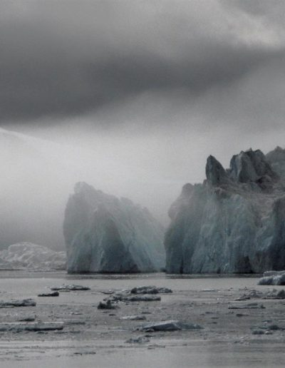 Time, Ice, and the Warm Rain Falling - Thomas Pickarski