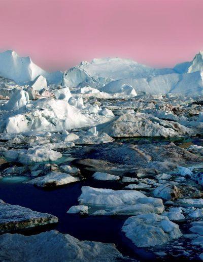 Icescape No. 40 - Thomas Pickarski