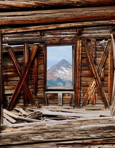 Framing Change-Wilson Peak - Mandi Wood